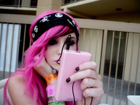 hay kann schwarzgefärbte haare pink schwarz färben geht