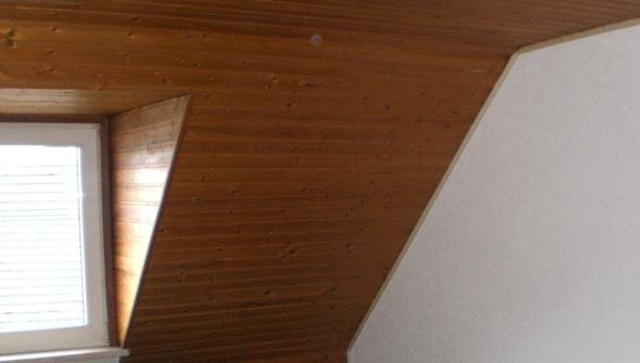 holzdecke mit dampfreiniger rauchgestank holz putzen. Black Bedroom Furniture Sets. Home Design Ideas