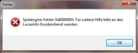 ... Games vor Windowas Live Anmelden! (Star Wars, Games for Windows, Clone