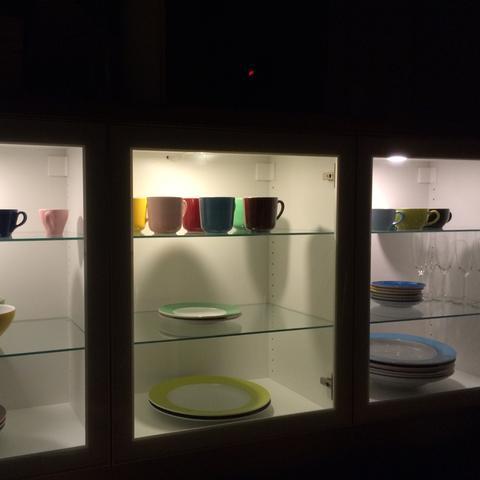 Omlopp LED stark unterschiedliche Helligkeit • IKEA FANS