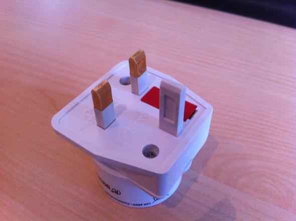 ist das der richtige stecker adapter f r london strom england wichtig. Black Bedroom Furniture Sets. Home Design Ideas
