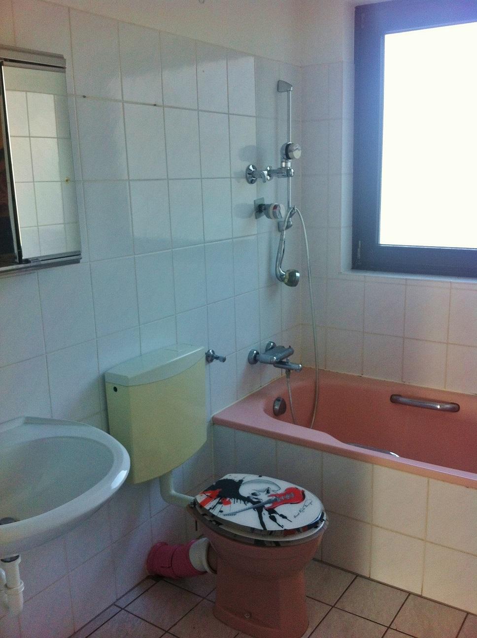 Fliesen badezimmer verschonern