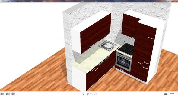 kleine eckk chen die neuesten innenarchitekturideen. Black Bedroom Furniture Sets. Home Design Ideas