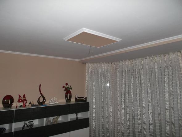 lampenstuck in weiss oder farbig streichen kunst stuck design. Black Bedroom Furniture Sets. Home Design Ideas