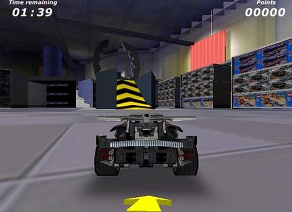 Lego Car Racing Games Supersonic