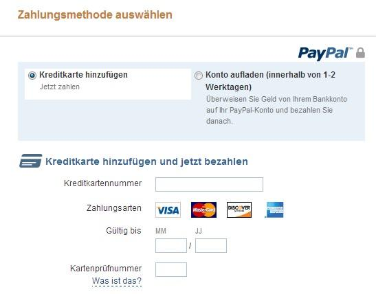 was ist paypal?