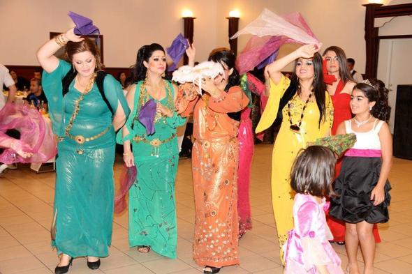 Kleid turkische hochzeit gast