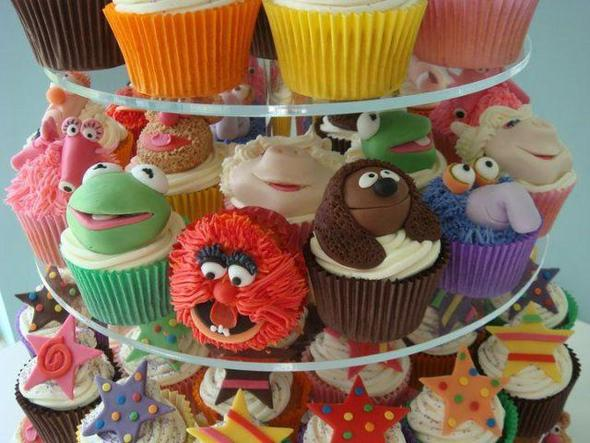 Muppet show muffins