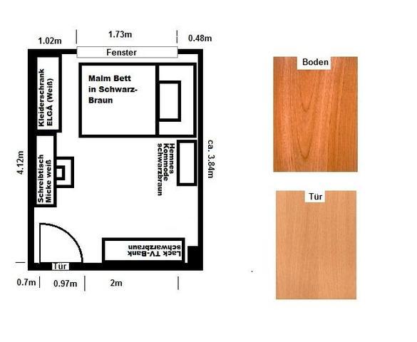 neue m bel f r mein zimmer farben ikea wohnen. Black Bedroom Furniture Sets. Home Design Ideas