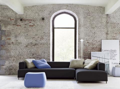 neuer bezug f r ligne roset sofa opium moebel. Black Bedroom Furniture Sets. Home Design Ideas