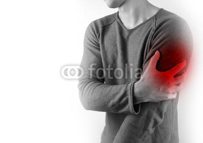 Schmerzen im linken oberarm schulter