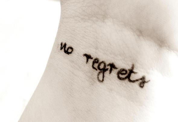 Schmerzen Tattoo (Haut)