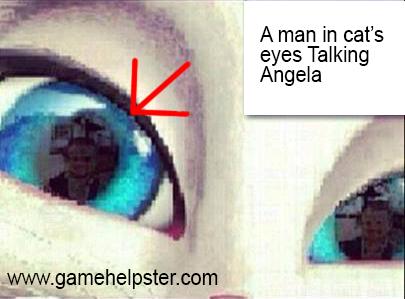 eyes talking angela Car Pictures