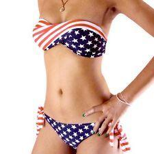 stars and stripes bikini ohne tr ger online kaufen. Black Bedroom Furniture Sets. Home Design Ideas