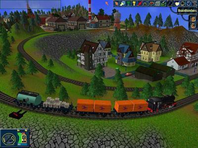 modelleisenbahn pc spiel