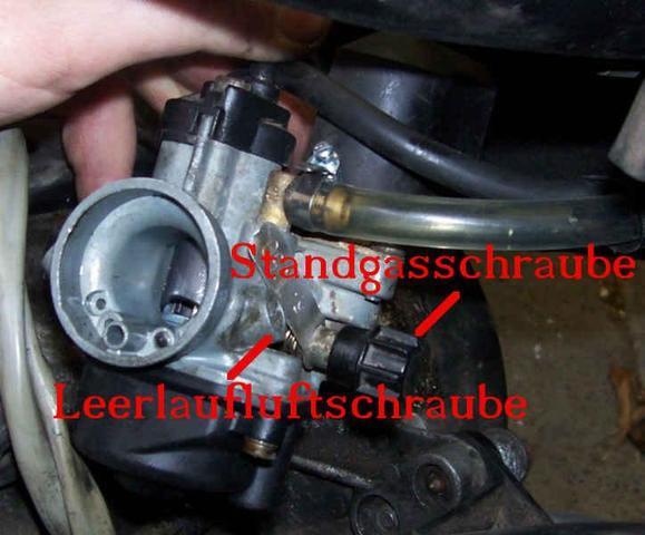 Yamaha Rx  Carburetor Tuning