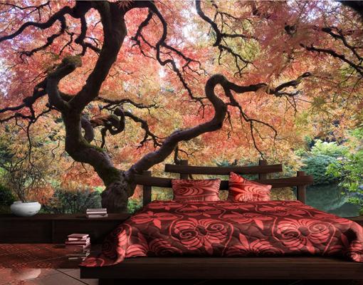 Umgestalten japanisch japanisches zimmer umgestaltung for Bett japanisch