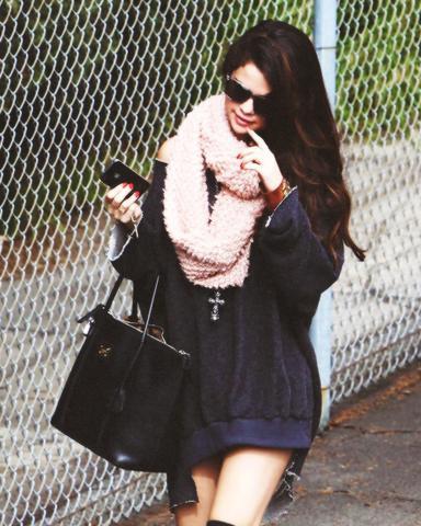 Nacktes Bild von Selena Gomez