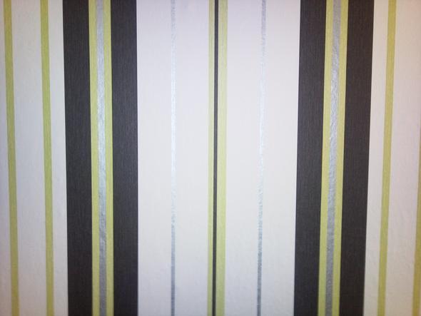 grun weis streifen auf wand | badezimmer & wohnzimmer,