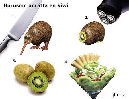 wann ist eine kiwi reif und wie l sst sich der reifeprozess beschleunigen nahrung kochen. Black Bedroom Furniture Sets. Home Design Ideas