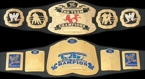 WWE Unified Tag Team ChampionshipWwe Unified Tag Team Championship