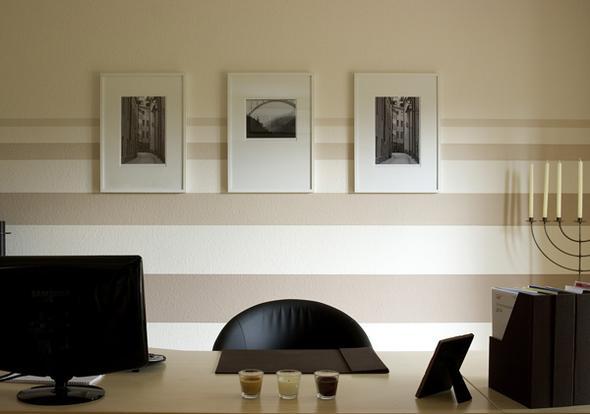 was l sst mein zimmer gr er wirken streifen senkrecht oder waagerecht klein gro. Black Bedroom Furniture Sets. Home Design Ideas