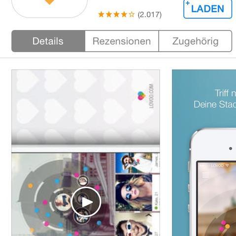 dating app lovoo Falkensee