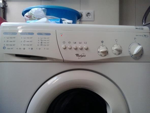waschmaschine whirlpool awm 5100 3 bedienung haushalt elektroger t waschen. Black Bedroom Furniture Sets. Home Design Ideas