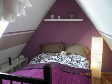 Welche farbe ist das beim dreieck wandfarbe name for Wandfarbe brombeere