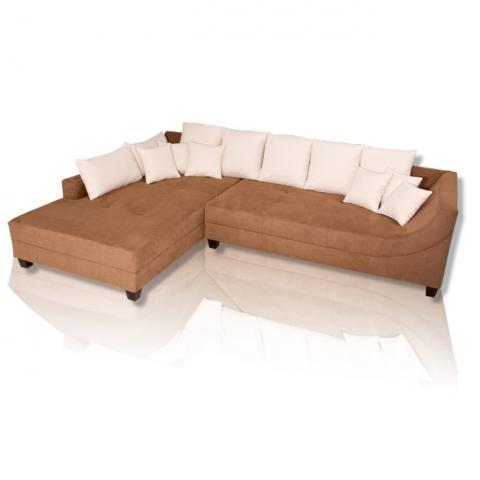Welche farbe passt zu diesem sofa hilfe bitte gestaltung wohnung Was passt zu braunem sofa