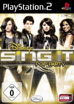 "Welche Songs sind auf ""Disney Sing It! Pop Party"" drauf???"