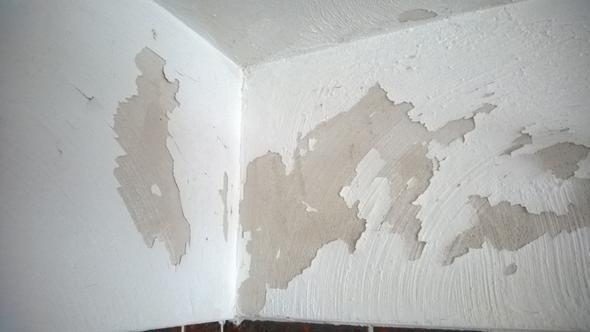 wie abgebl tterte farbe berstreichen streichen heimwerken renovieren. Black Bedroom Furniture Sets. Home Design Ideas