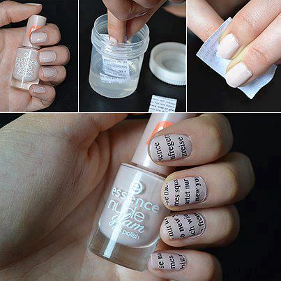 Wie bekommt man nagellack aus der kleidung