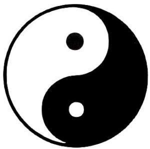 wie berechnet man den fl cheninhalt einer gef rbten fl che yin yang gef rbte fl che. Black Bedroom Furniture Sets. Home Design Ideas