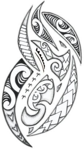Wie findet ihr das Tattoo ? (Maori)