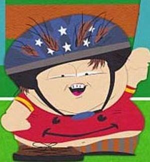 wer ist cartmans vater