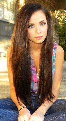 Name: Candace Creel Pretty Girl With Brown Hair And Brown Eyes With Swag