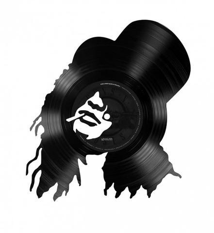 wie kann ich vinylkunst schallplattenportraits selber machen schallplatten schneiden bauen. Black Bedroom Furniture Sets. Home Design Ideas