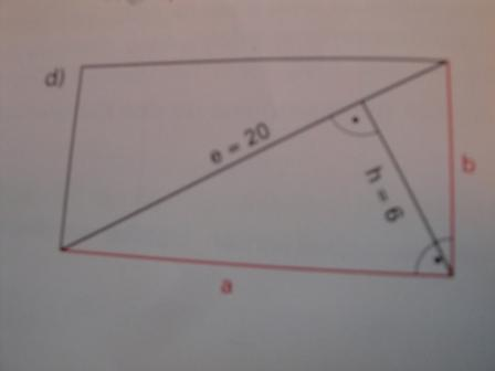 wie kann man die unbekannte seite dieses dreiecks berechnen mathematik schule wissen. Black Bedroom Furniture Sets. Home Design Ideas