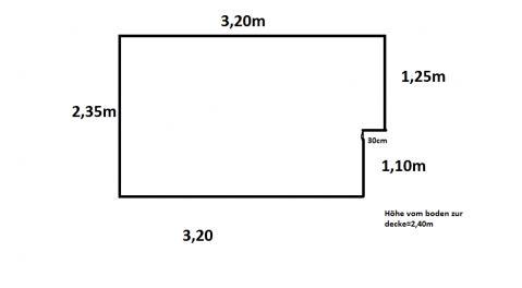 wie rechne ich die qm meines zimmer aus raum mathematik. Black Bedroom Furniture Sets. Home Design Ideas