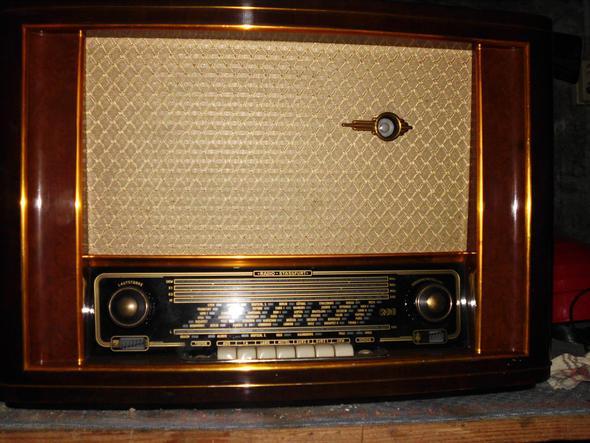 alte radios wert