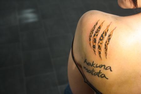 Aƒa ša a¼r ein tattoo lilzeu de