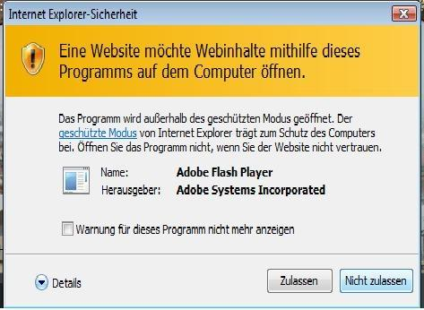 wie kann ich adobe flash player installieren