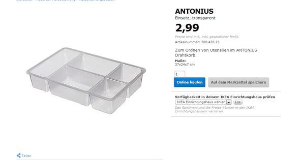 Ikea Frisiertisch Schublade ~   Einsätze braucht man für den Malm Frisiertisch? (Schminktisch, IKEA