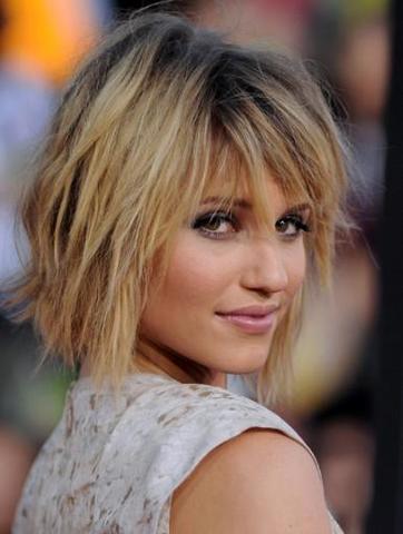 schöne frisuren bei fettigen haaren