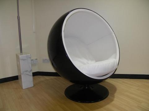 wo bekommt einen ball chair in billig sessel. Black Bedroom Furniture Sets. Home Design Ideas