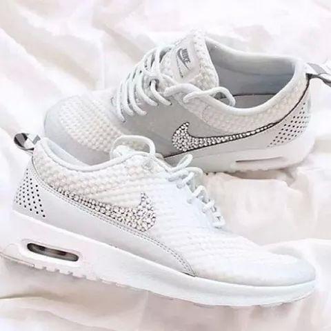 Nike Black Glitter Free Run Shoes  b281e4542