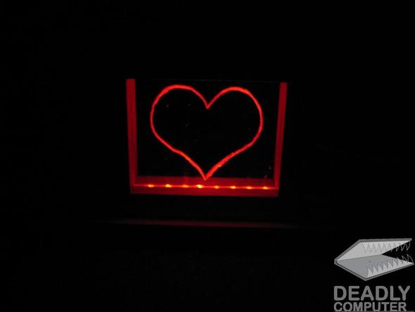 wo muss ich die leds befestigen damit das plexiglas so leuchtet plexi technik. Black Bedroom Furniture Sets. Home Design Ideas