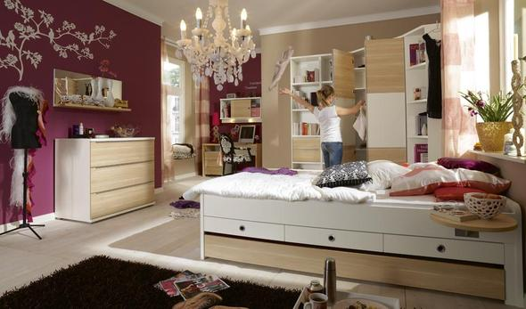 jugendzimmer gestalten ideen nd r. Black Bedroom Furniture Sets. Home Design Ideas