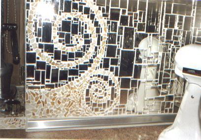 zerbrochene spiegeln zusammenfliesen mosaik spiegel. Black Bedroom Furniture Sets. Home Design Ideas